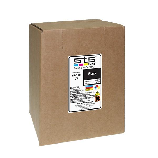 Tinta HP FB250 Scitex UV Negro CH219A